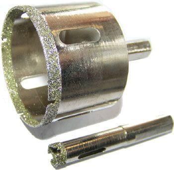 Diamant-Fliesenbohrkronen 5 mm