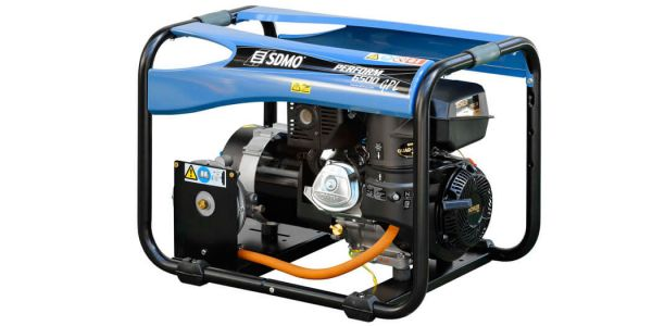 Stromerzeuger PERFORM 6500 GAZ