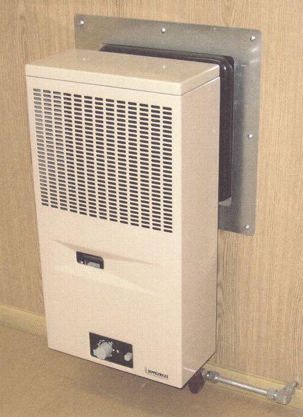 Gas Konvektor 2000 Watt für Containex Bürocontainer