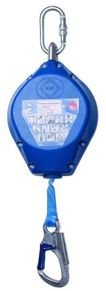 Höhensicherungsgerät Typ HWPB, mit Gurtband 3,5 m