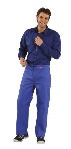 Schweißerschutz Bundhose 400 kornblau Gr. 42