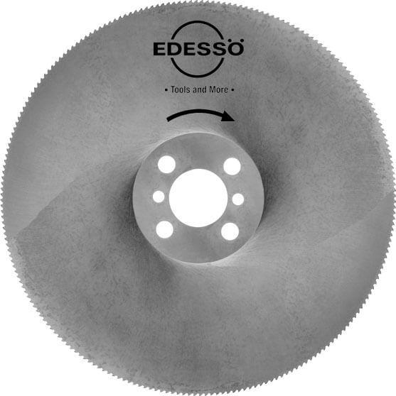 HS Metallkreissägeblatt 225 x 2,0 x 32 mm, 120 HZ T6