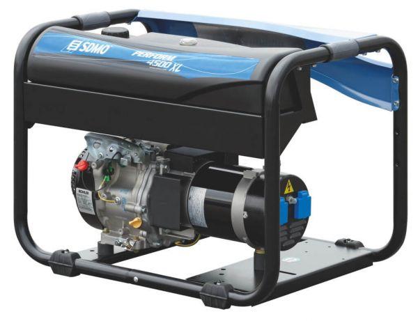 Stromerzeuger PERFORM 5500 T XL