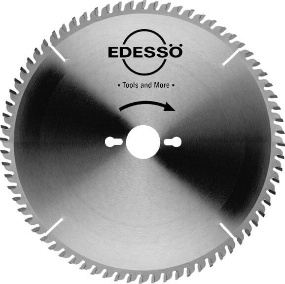 Kreissägeblatt Präzision TFpos (NE) Mehrzahn 250 x 3,2, 2,2 x 30 mm, 60 NE pos