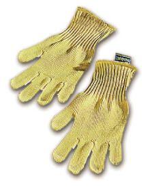 Hitzeschutzhandschuh KEVLAR, bis 200°C, 5-Finger mit Futter