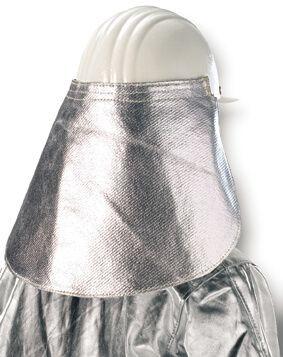 Nackenschutz 260 g, m², mit Klettverschluß, bis 1000°C