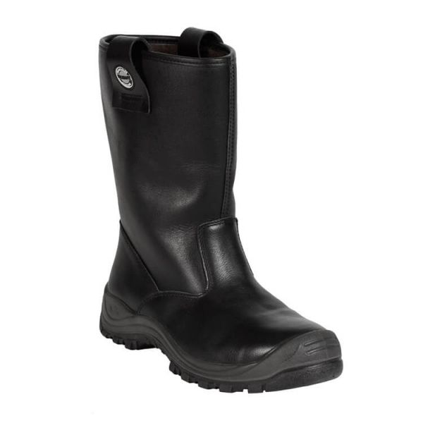 Winterstiefel S3 2303 schwarz Gr. 39