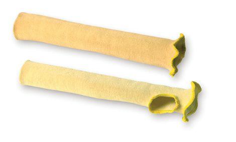 Hitzeschutz-Armstulpen ARAMID, bis 200°C, mit Daumenloch