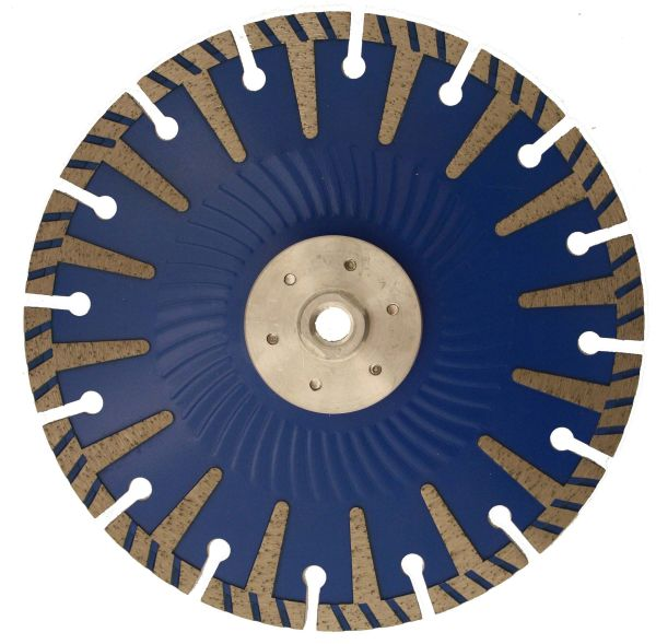 Diamant-Trennscheibe Spezial T-Segment 125 mm x M14