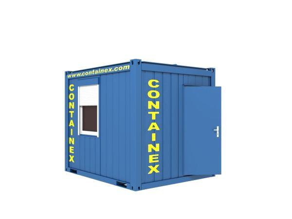 Bürocontainer 10'