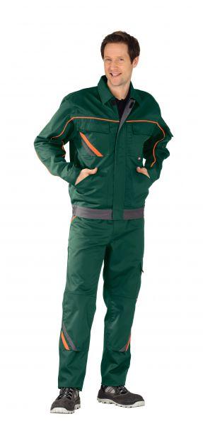 Bundjacke VISLINE2 grün, orange, schiefer Gr. 24