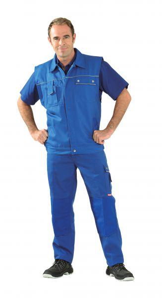 Arbeitsweste CANVAS kornblau, kornblau Gr. S