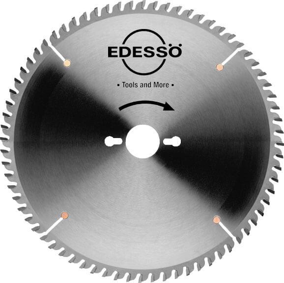 Kreissägeblatt Präzision Fertigschnitt 250 x 3,2, 2,4 x 30 mm, 60 TF-pos