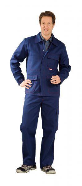 Schweißerschutz Jacke 500 marine Gr. 42