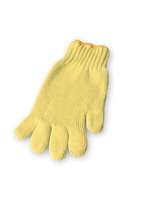 Hitzeschutzhandschuh KEVLAR Gr. 10, 350 mm, bis 350°C, 5-Finger mit Futter