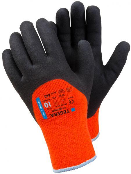 Kälteschutzhandschuhe 682 TEGERA® Classic, Latexschaum,  Acryl, Gr. 7