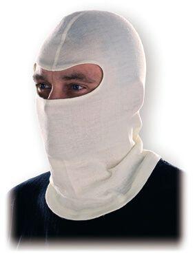 Kopfschutzhaube natur, 200 g, m², bis 200°C
