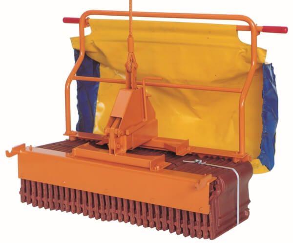Dachziegelzange 600 kg, ÖW 600 - 1000 mm, Länge 1200 mm, Gew. 75 kg
