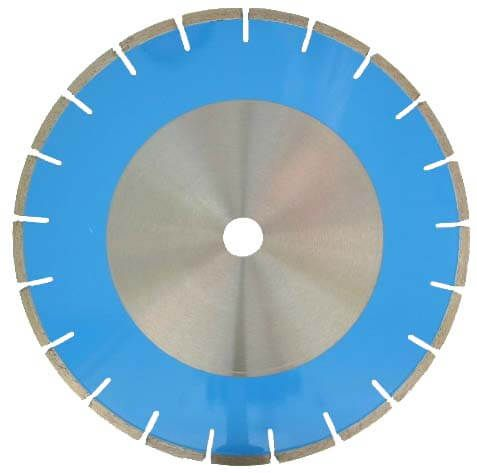Diamant-Trennscheibe SPEZIAL 250 x 25,4 mm
