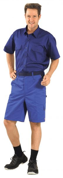 Arbeitsshorts HIGHLINE kornblau, marine, zink Gr. XS