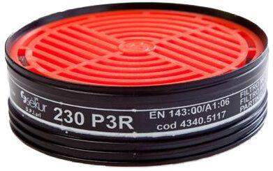 Partikelfilter 230 P3R mit BIOSTOP
