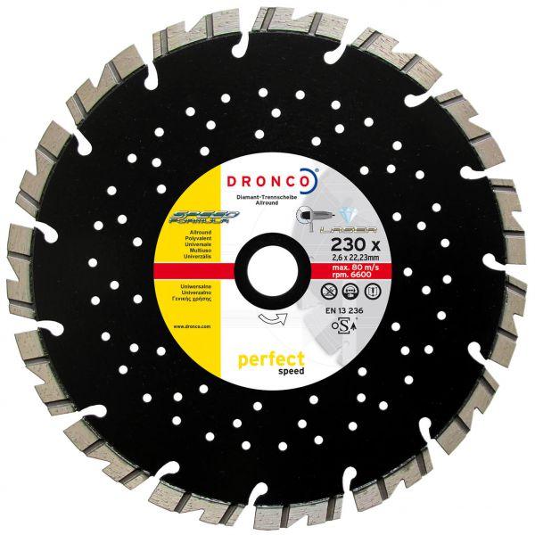 Diamant-Trennscheibe Perfect Speed Formula 115 x 2,2 x 22,23 mm