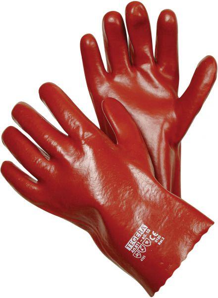 Chemiekalienhandschuhe 611 TEGERA Classic, PVC, ölbeständig, Gr. 10