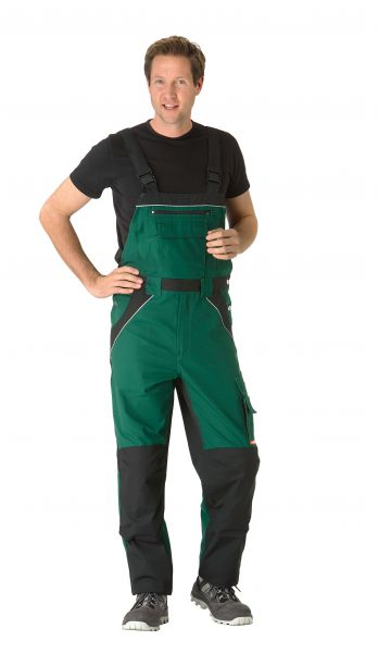 Arbeitsweste Inline grün, schwarz Gr. XS