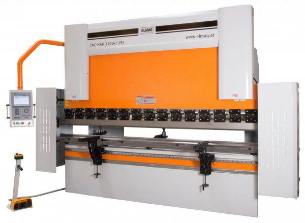 Hydraulische Abkantpresse 3-Achsen CNC-HAP 1270 mmx40 t