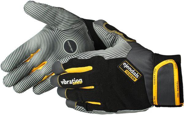 Anti-Vibrationshandschuhe 9180 TEGERA PRO, MICROTHAN, Polyester, Gr. 7