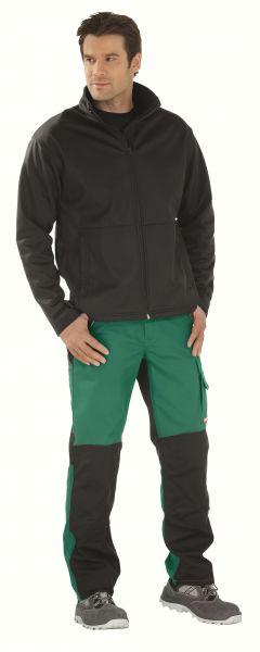 Eco Softshell Jacke schwarz Gr. XS