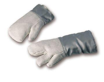Hitzeschutzhandschuh HT-Gewebe, bis 1100°C, Daumen seitlich