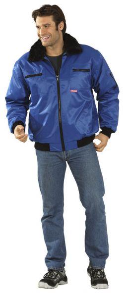 Gletscher Comfort Jacke kornblau Gr. S