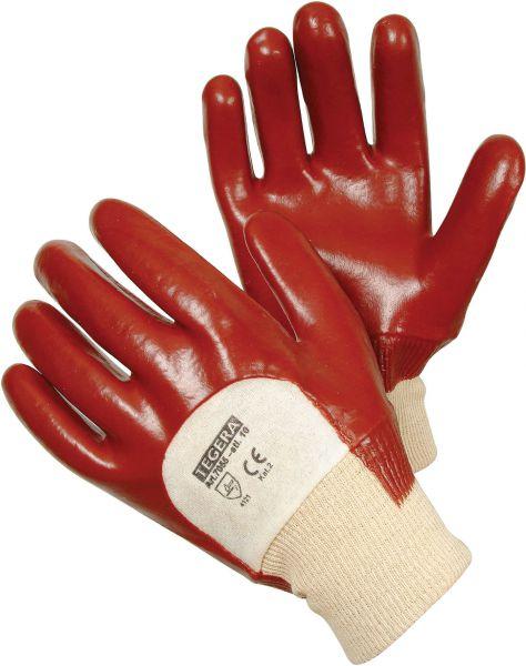 Schutzhandschuhe 7055 TEGERA Classic, PVC-getaucht, Gr. 10