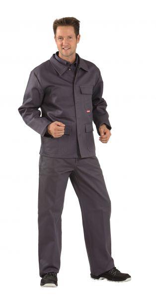 Schweißerschutz Jacke 400 grau Gr. 42