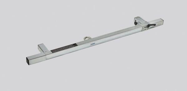 Türtraverse Standard aus verzinktem Stahl 1.410 x 175 x 56 mm