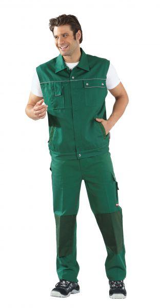 Arbeitsweste CANVAS grün, grün Gr. S