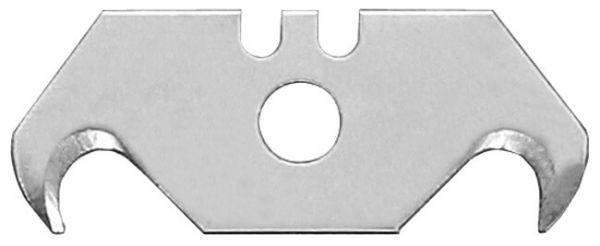 Ersatz-Hakenklingen 50 mm 10-teilig