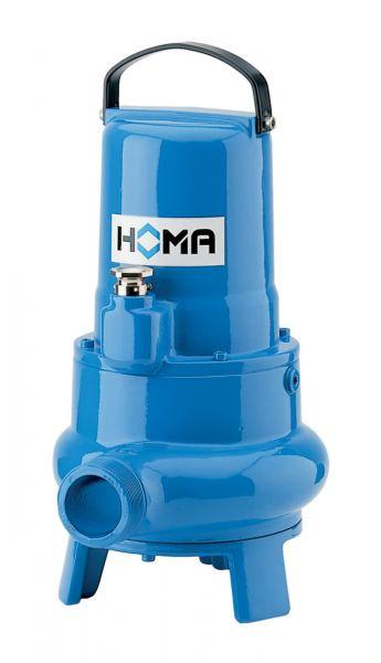 Schmutzwasser-Tauchmotorpumpe TP30V 17/2 D Ex, ohne Schaltgerät