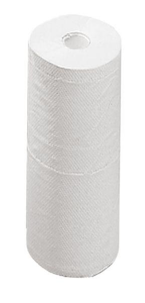 Handtuchrolle 3-lagig weiß 22 cm, 70 m