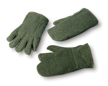 Hitzeschutzhandschuh PREOX-ARAMID-Gewebe, bis 650°C, 3-Finger