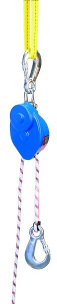 Abseil-, Rettungsgerät AG 10 ohne Seil