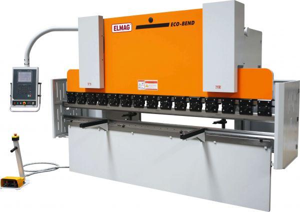 Hydraulische Abkantpresse 3-Achsen ECO-BEND 2600 mm x 80 t