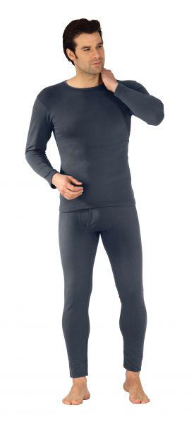 Funktions-Shirt 275 langarm grau Gr. S