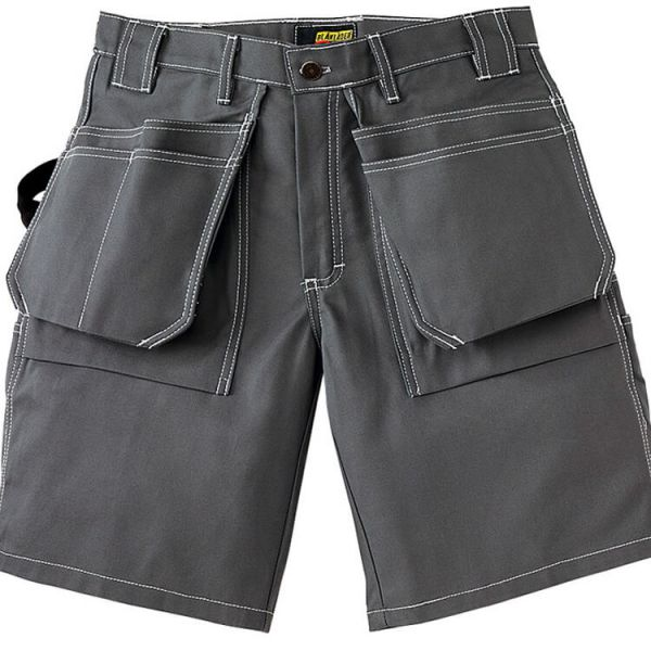 Handwerker-Shorts 1534 grau Gr. 44