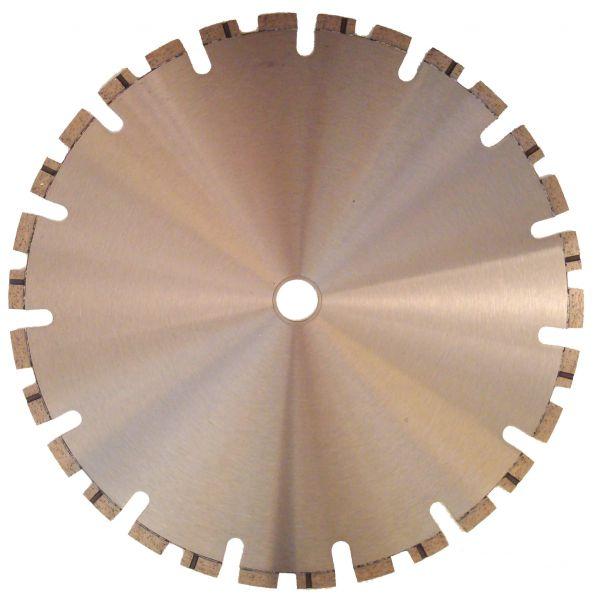 Diamant-Trennscheibe Hartbrandklinker 350 x 25,4 mm