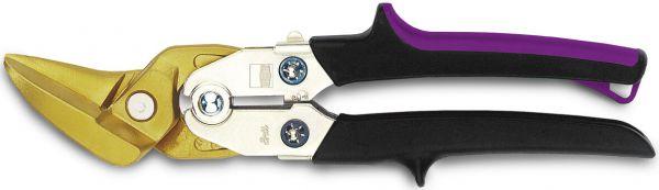 Idealschere HSS-TiN, HRC 65, rechts, 260 x 33 mm