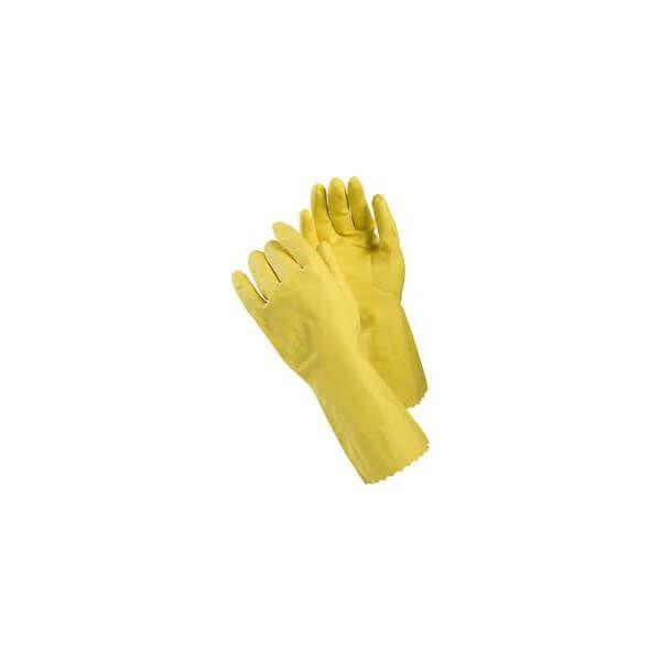 Chemiekalienhandschuhe 8145 TEGERA Classic, Latex, wasserdicht, Gr. 7