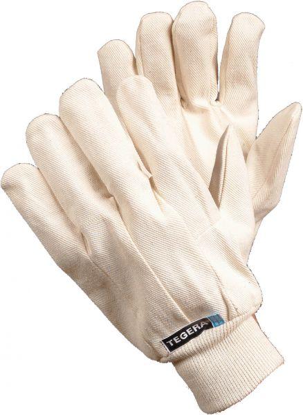 Malerhandschuhe 9250 TEGERA Classic, Baumwolle 8 Oz, Gr. 8