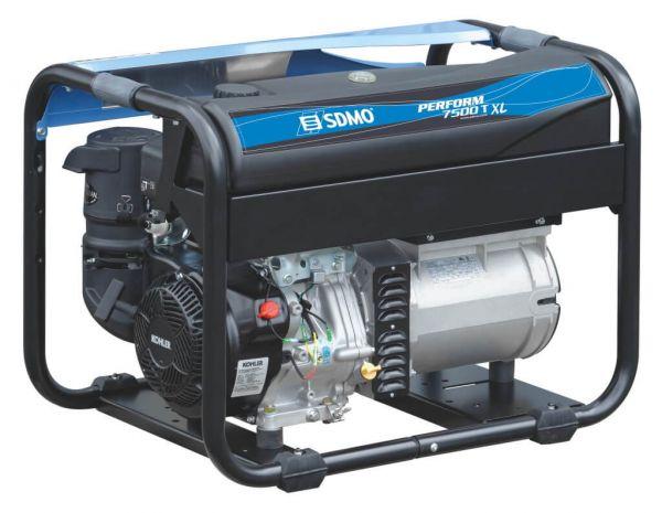 Stromerzeuger PERFORM 7500 T XL